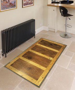 Love The Trap Door Idea   Jim Wants This In His Office!
