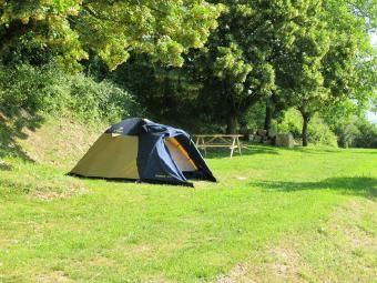 Le camping de 6 emplacements