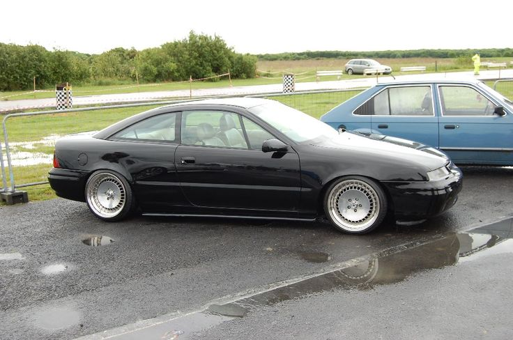 Modified vauxhall calibra tuning pinterest digital for Garage opel nice