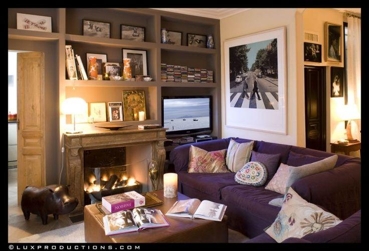 Antik chic: Bohemian designer Gabriella Cortese opens up her home