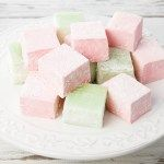 How to Make Flavoured Marshmallow with Jelly Crystals - ThermoKitchen