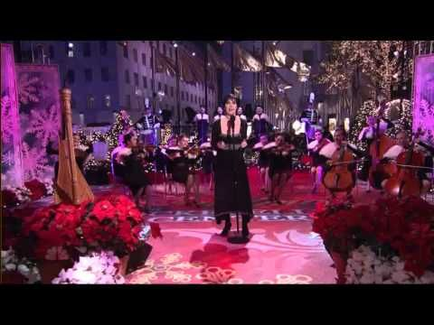 Enya  ~ The Magic of the Night  ~ ( Live @ Christmas in Rockefeller Centre )