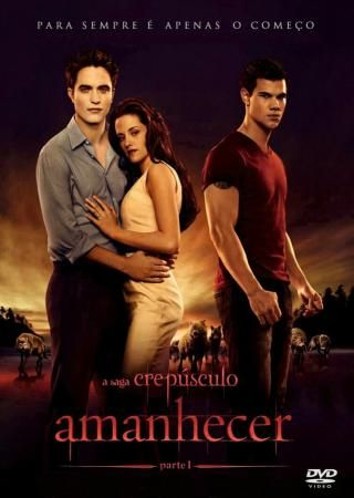 A Saga Crepúsculo: Amanhecer - Parte 1 (Dublado 3GP, RMVB, AVI e 720p)