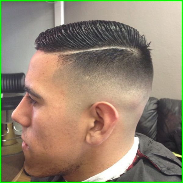 Marine Corps Medium Fade 5706 Military Haircut Slicked Side Part Barbershops Military Haircut Boys Haircuts Fade Haircut