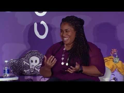 Angie Thomas: 2017 National Book Festival - YouTube