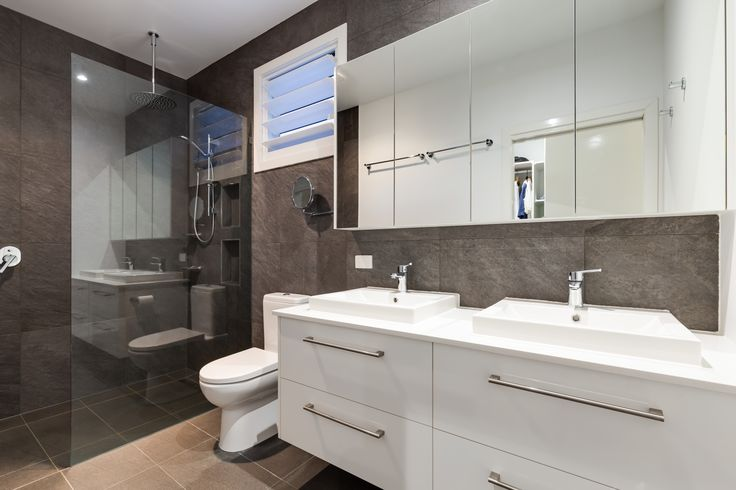Modern Bathrooms are our thing! #interiordesign #Synergy_BD #stylin