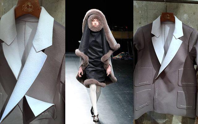 レポート新発想の縫製しない服シアタープロダクツが発表