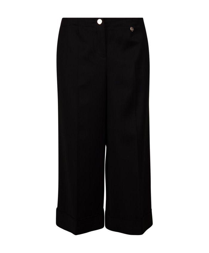 Liu Jo Siyah Pantolon #kumaşpantolon #italyan #liujo #madeinitaly #fashion #trend #style #look #moda #2016modası