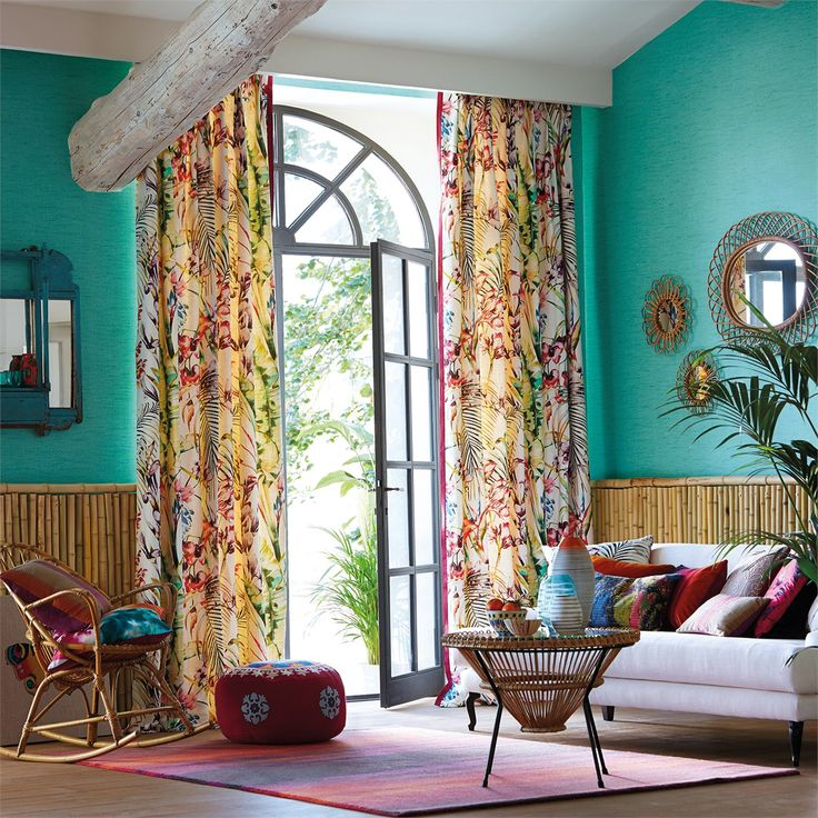 17 best Harlequin Amazilia Wallpaper Fabric Collection available