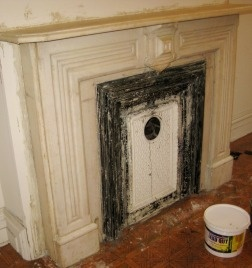Fireplace Mantels Mantels And How To Remove On Pinterest