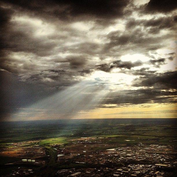 """@djchopperboy's photo: """"Morning sky #yeg"""""""