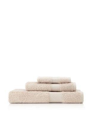 Nine Space Pima Cotton Towel Set (Alpaca)