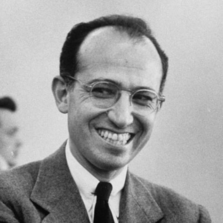 Jonas Salk, the American physician and medical researcher who developed the first safe and effective polio vaccine, at Biograpy.com.