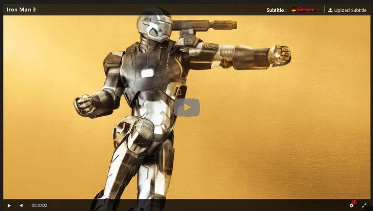 Iron Man 3 Ganzer Film Deutsch
