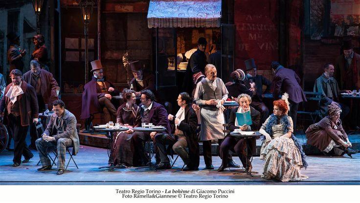 Giacomo Puccini, La bohème - Savonlinnan Oopperajuhlat