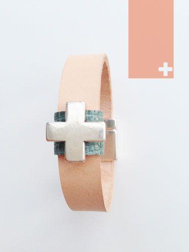 Leather bracelets ONETWOHAVE