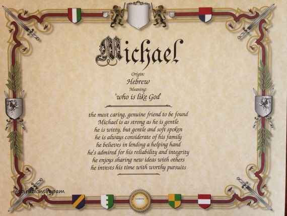 Help you? adult first name meanings