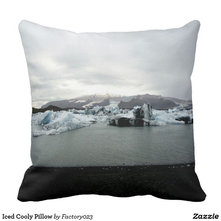 Iced Cooly Pillow