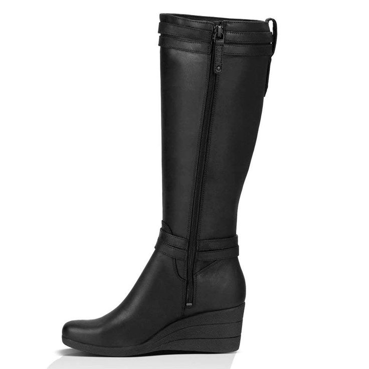 94d6b866895 Ugg Irmah Leather Wedge Boots - cheap watches mgc-gas.com