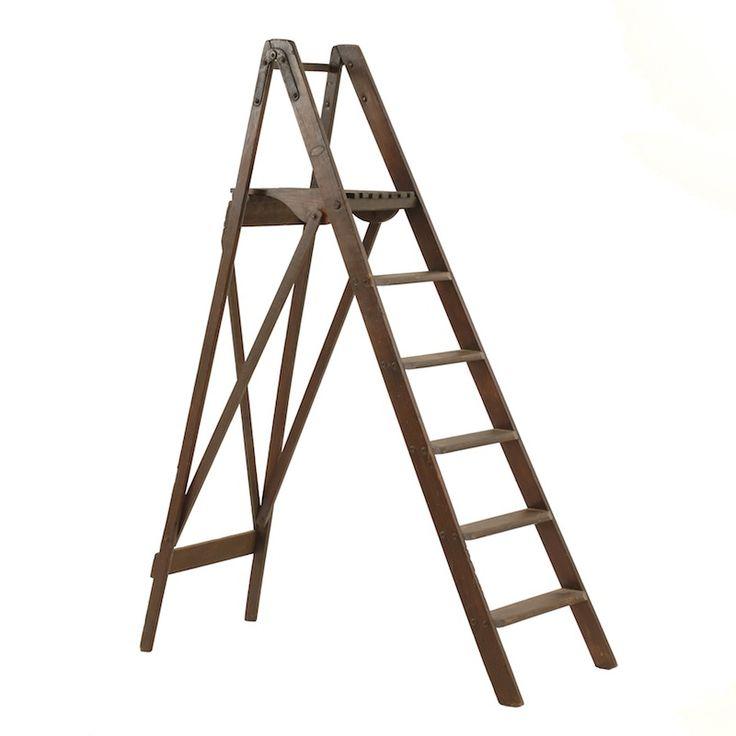 Les 226 Meilleures Images Du Tableau Folding Ladders Sur