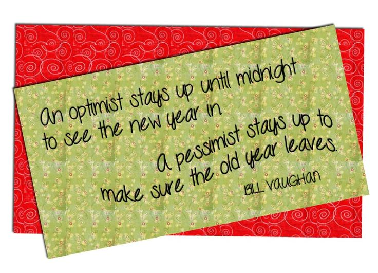 Optimist or pessimist? #quotes #holidayquotes #holidaygraphics