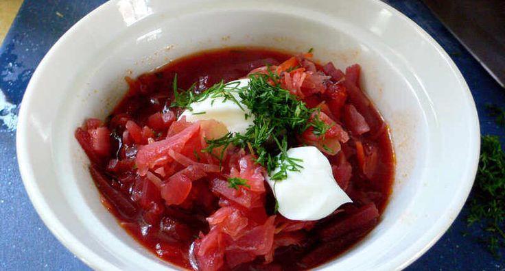Supë Borsh me Patate e Lakër - Albanian Potato and Cabbage Soup - Supë borsh me patate e lakër is a variety of potato and cabbage soup which represents a very popular Albanese dish.  - http://aussietaste.recipes/mediterranean-cuisine/albanian-cuisine/albanian-potato-and-cabbage-soup-supe-borsh-me-patate-e-laker/  -   #recipe