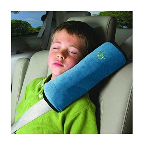 Dealglad Seat Belt Pillow Car Seat Belt Covers Adjust Vehicle Shoulder Pads Safety Belt Protector Cushion Plush Soft Auto Seat Belt Strap Cover Headrest Neck Support for Children Kid Adult >>> Check out the image by visiting the link. (This is an affiliate link and I receive a commission for the sales) #BabyCar Seat