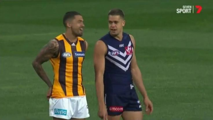 Hill brothers head to head in Preliminary Final 2015