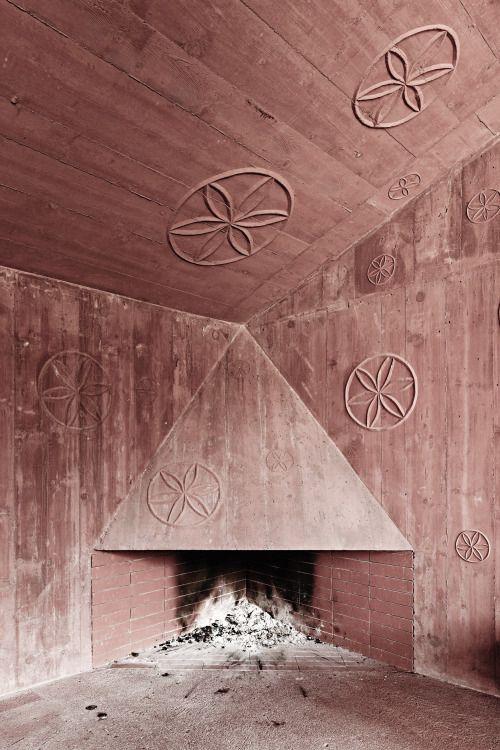 Valerio Olgiati - Atelier Bardill, Scharans 2007. Posted a few...