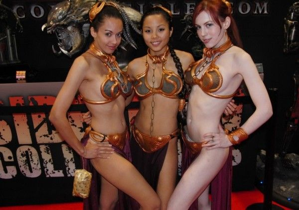 Star Wars Secret Wishes Princess Leia Slave Costume - $34 #wear #adult #party #home #sexy #polyester #wash