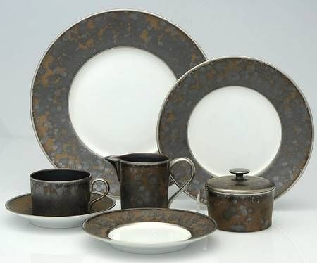 Your Favorite Brands Classic Dinnerware Designs 43 Piece Set