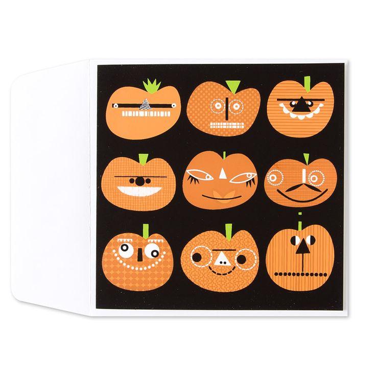 Funny Pumpkin Faces Price $3.95