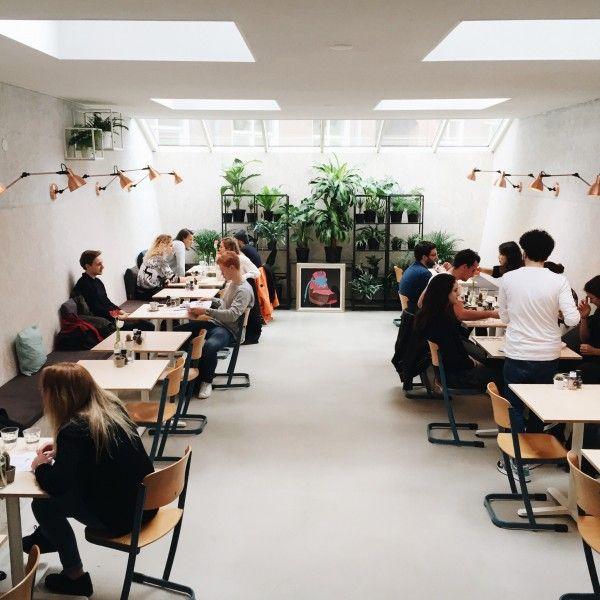 Cafe Restaurant Design Amsterdam Trip Interiors Public Spaces Pancakes Holland Netherlands Restaurants