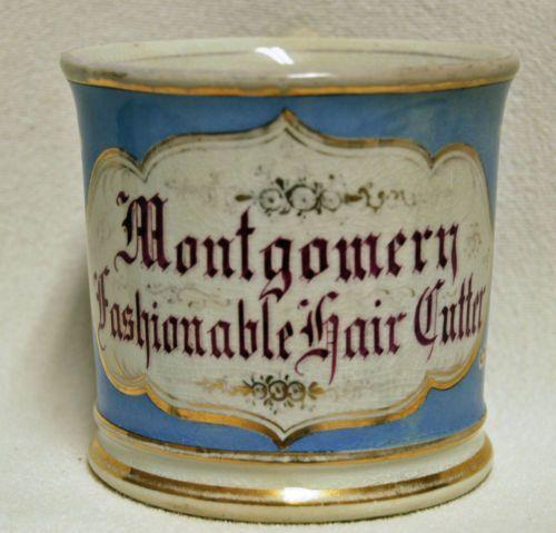 Vintage Shaving Mugs 82
