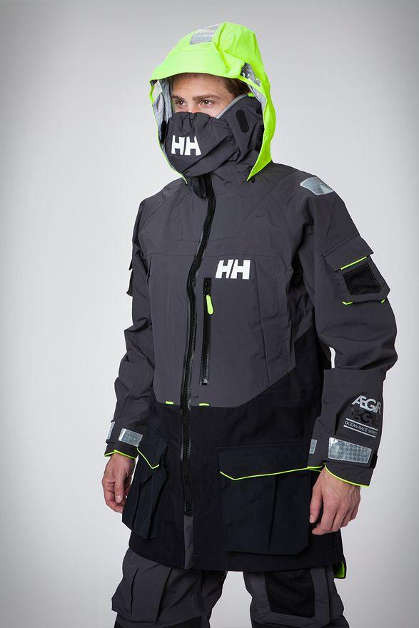 Aegir Ocean <b>Jacket</b> | <b>HH</b> | Одежда, Ветровка и Пиджак