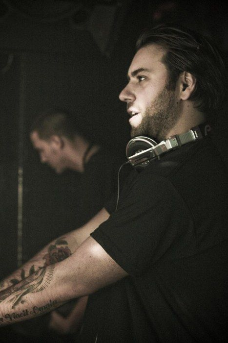 Sebastian Ingrosso :) / saw him at LIV night club in Miami. he was AMAZING <3
