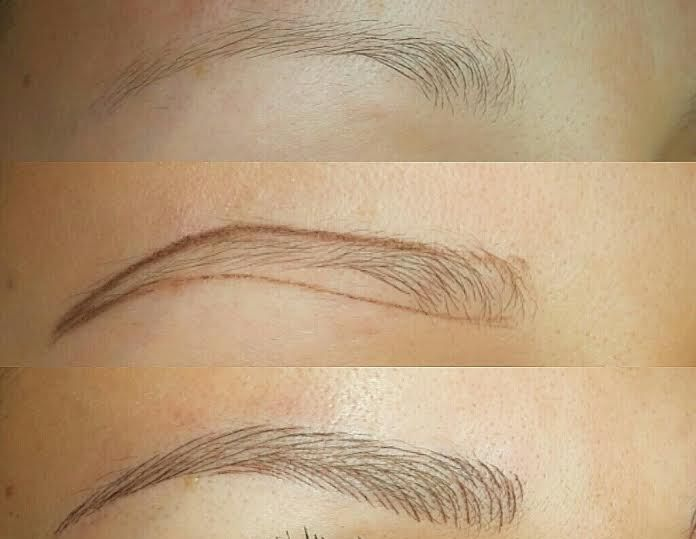 Microblading putting the finest hairs back into eyebrows in Orlando