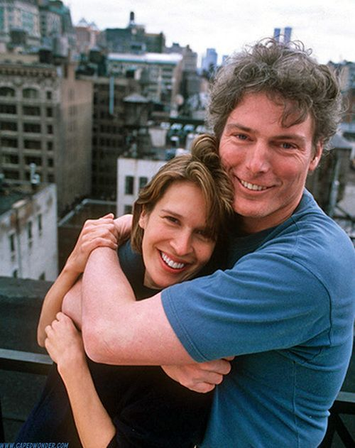 Christopher & Dana Reeve the truest, most absolute love & devotion...Rest in Peace together :)