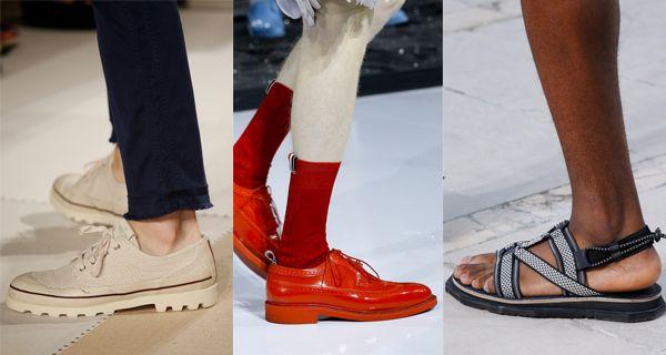 Модная мужская обувь весна-лето 2017 порадует модников разнообразием и оригинальным дизайнерским решением. Наряду с классикой есть яркие модели