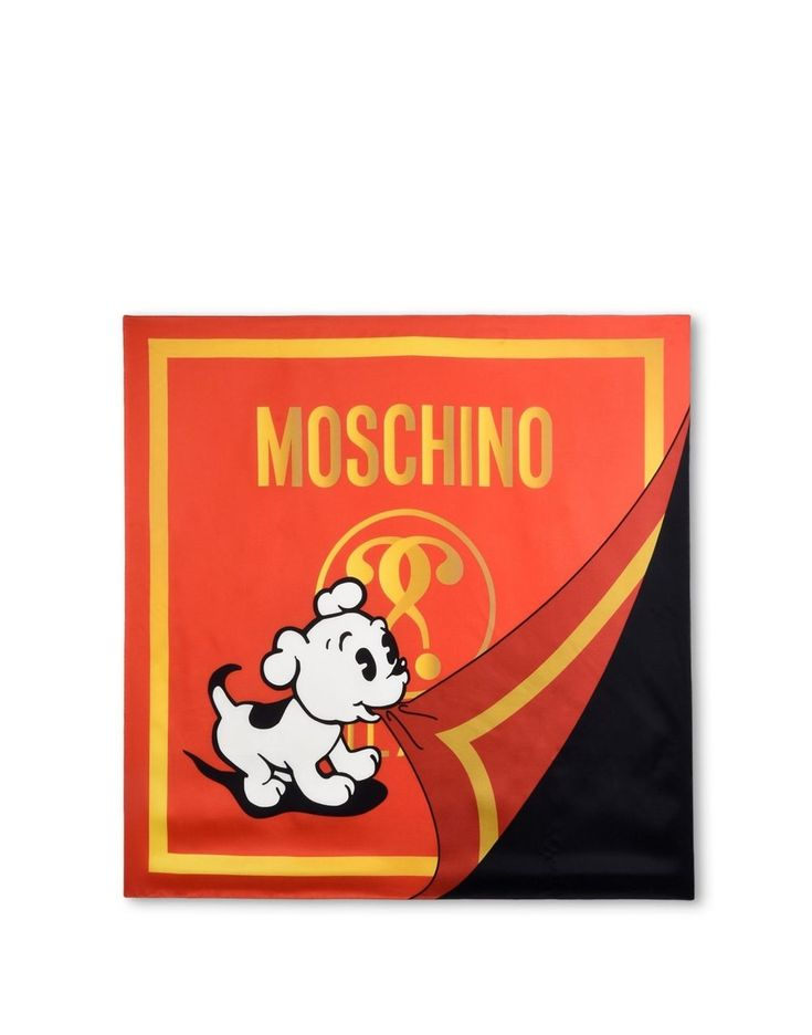 Moschino x Pudgy (Betty Boop) for Chinese Year of the Dog