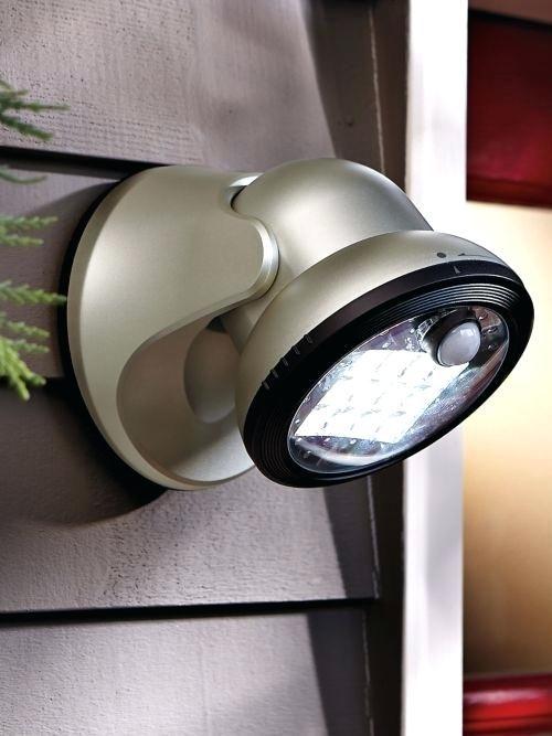 Indoor Sensor Light