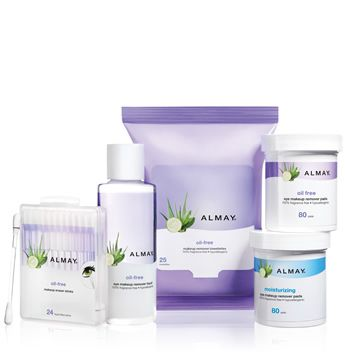 Almay make-up remover products.  Made for every skin type.  Hypoallergenic so it doesn't irritate.  And when they say moisture them mean moisture.  All their products are great for difficult skin.