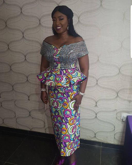 f7be1b2ac48e7d Check Out This Lovely Ankara Skirt and Blouse Styles 2018 - DeZango Fashion  Zone