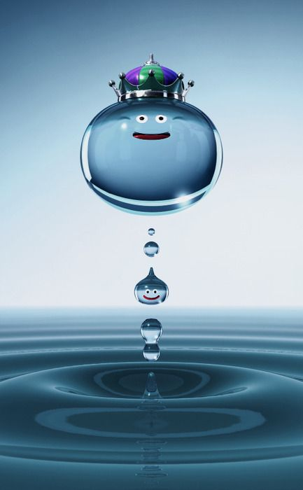 Dragon Quest King Slime