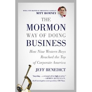 ~~The Mormon Way of Doing Business: How Nine Western Boys Reached the Top of Corporate America :: The Founder of JetBlue. The former CEO of Dell Computers. The CEO of Deloitte & Touche. The former Dean of the Harvard Business School - and now a US Presidential candidate in Mitt Romney.  They all have one thing in common. They are devout Mormons who work long hours but always spend their Sundays exclusively with their families, and always put their spouses and children first. How do they do…