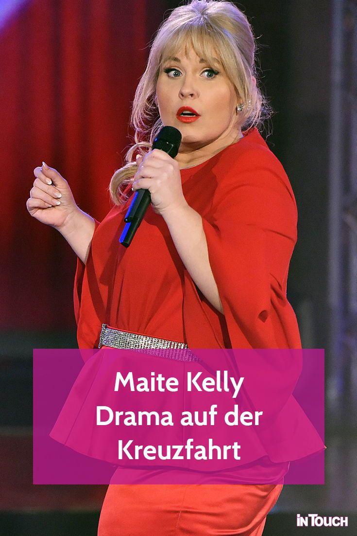 Maite Kelly Familien Drama Eskaliert Auf Dem Kreuzfahrtschiff Maite Kelly Verbotene Liebe Kerstin Ott