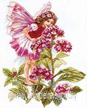 Набор для вышивки крестом Алиса Принцесса лета 2-12