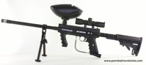 Tippmann-98-Custom-Sniper-Paintball-Marker-Gun-Model-1