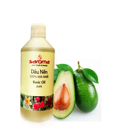 Dầu nền : Dầu bơ - Avocado oil