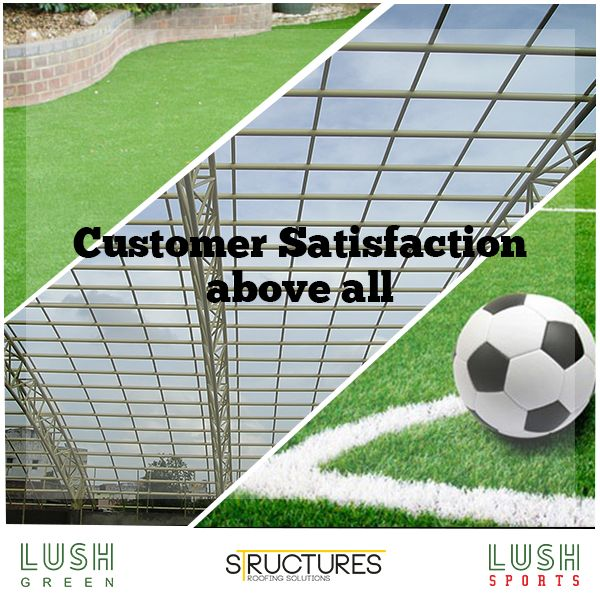 The gap between what you imagine and what we deliver is narrowed to a point of resemblance. Hence, what lies at the top of the priority at Malibu Tech is customer satisfaction and trust.  #MalibuTech #Structures #LushGreen #LushSport